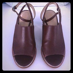 Clark's Leather Sandals 👡